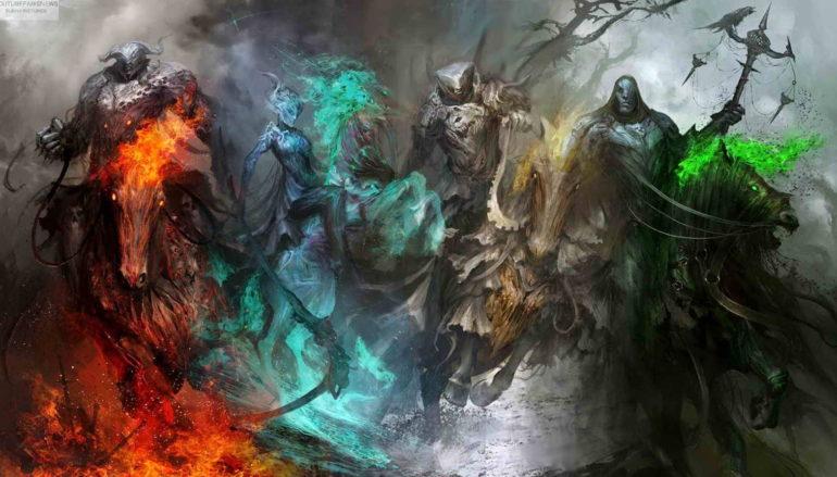 Три всадника марьинского Апокалипсиса