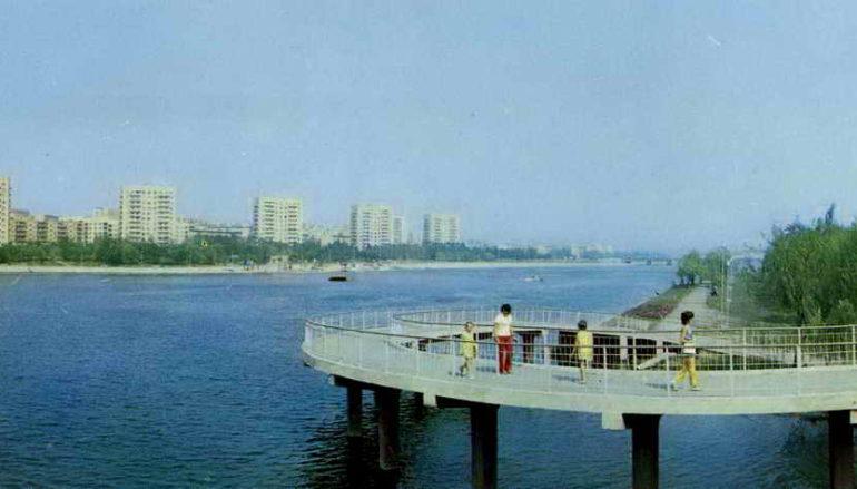 """""""Вишневая косточка"""": Донецк-1973"""