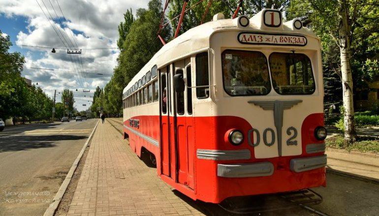 На маршруте — ретро-трамвай