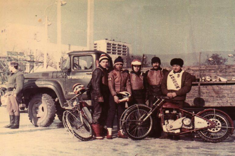 Спидвей в Донецке. Продолжение