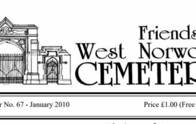 Записки кладбища Вест-Норвуд