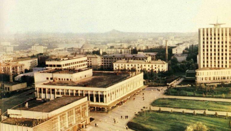 Из истории городов и сел