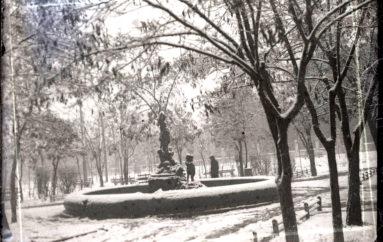 Еще один фонтан с Венерой
