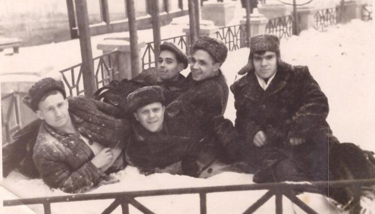 На рутченковском перекрестке…