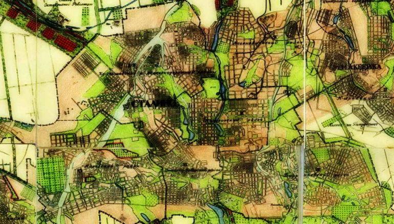 Зеленые зоны 50-х