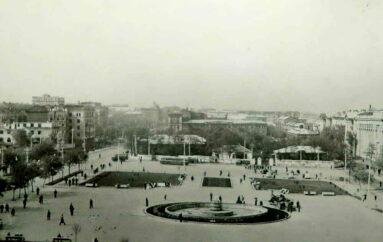 Киоск на площади