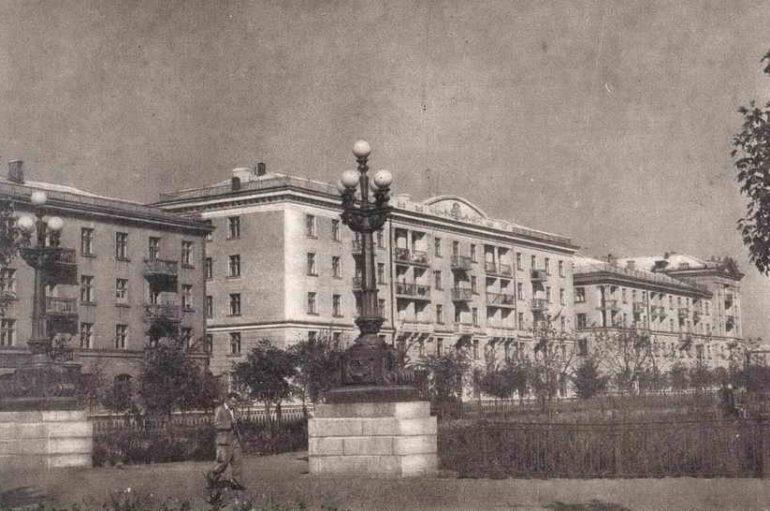 Загадка Университетского проспекта