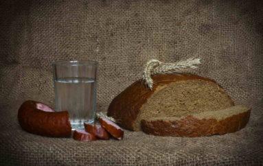Пьянка в Карповской экономии