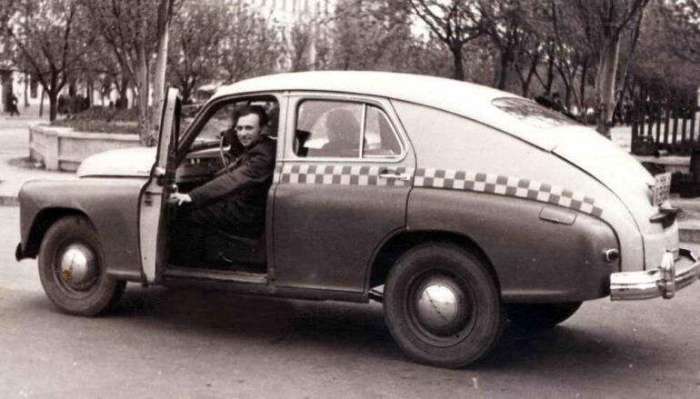 «Такси на Петровку вызывали?»