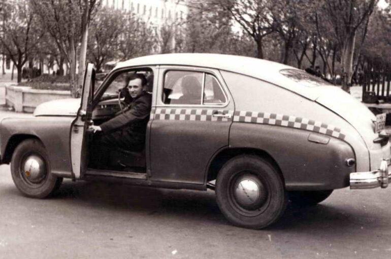 """""""Такси на Петровку вызывали?"""""""