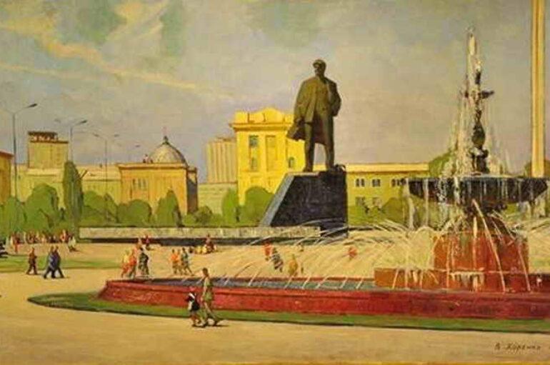 Донецк Владимира Хоренко