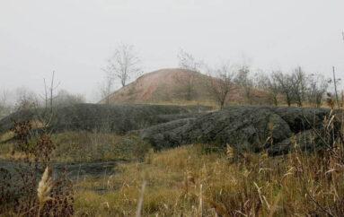 Старые шахты Рутченково
