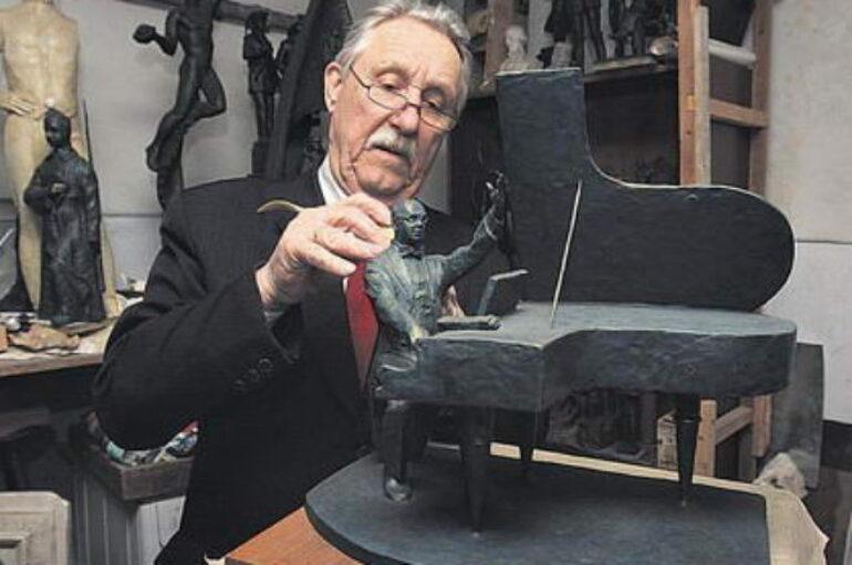 Есть такой скульптор… Александр Скорых