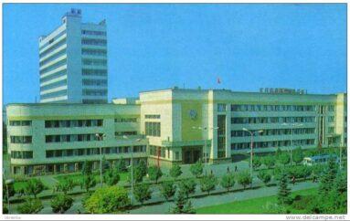 Фотоэволюция: Дом Советов