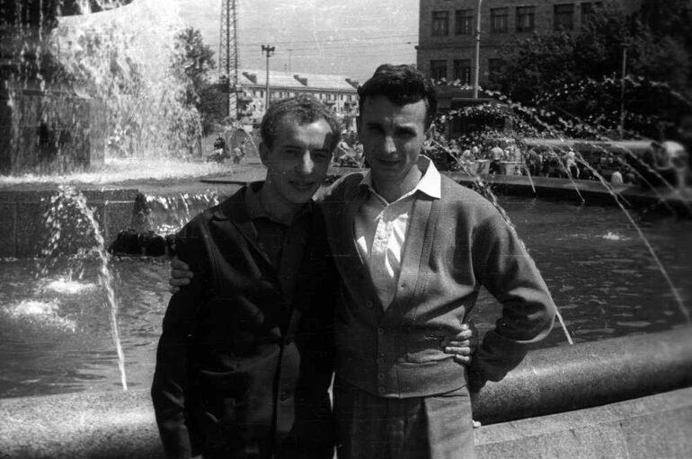 Фонтаны 1963 года