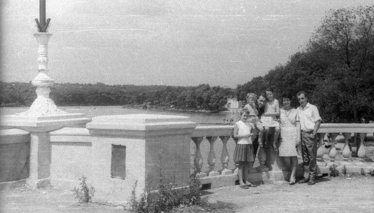 Донецкий курорт 1963 года