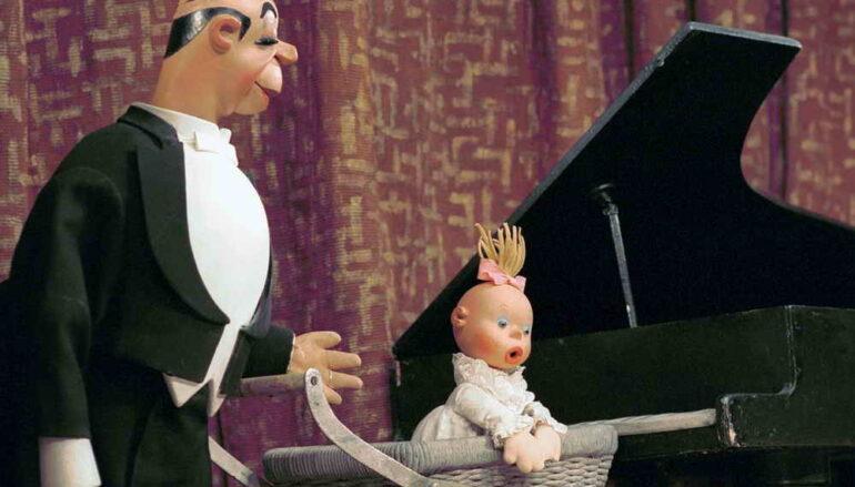 …А куклы — как люди?