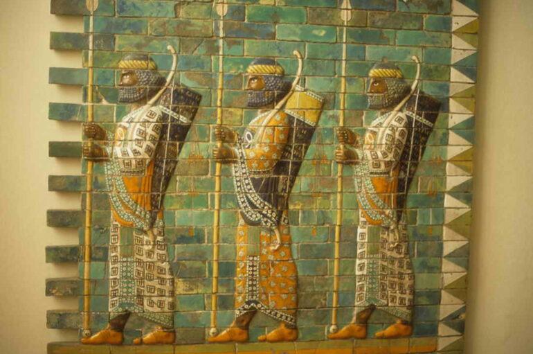 Об ассирийцах и Щербане