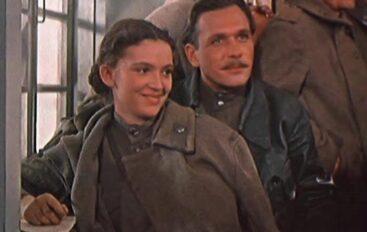 Актриса, рожденная в Сталино
