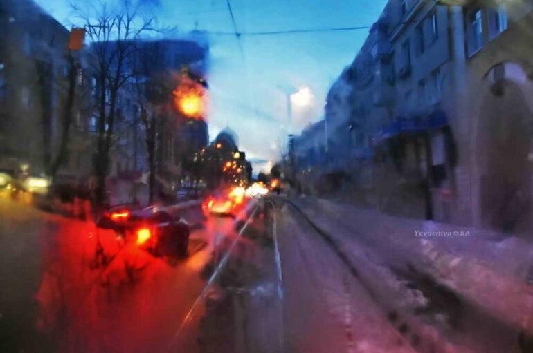 Трамвайный импрессионизм