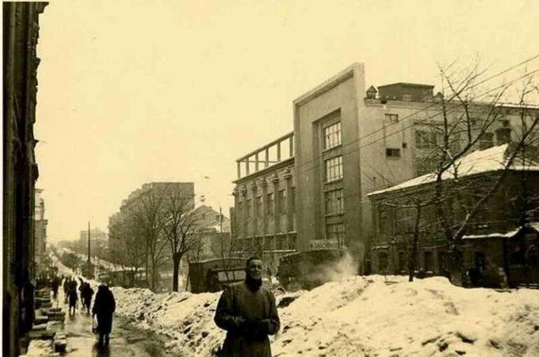 Улица Артема. Дом 75-77