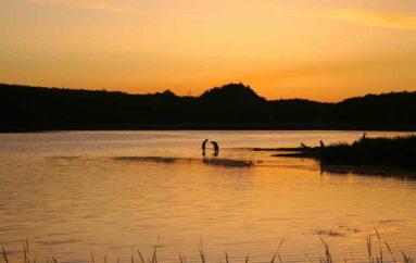 Июньский вечер на Песчаном