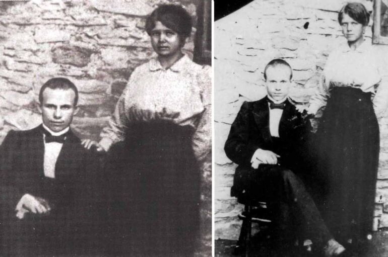 Первый брак Никиты Хрущева