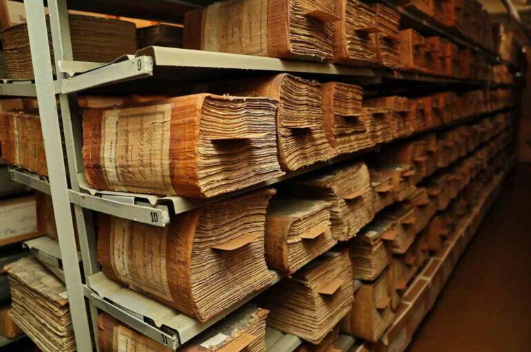 Как спасли архив и могилу Берви-Флеровского