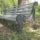 На скамейке в тени каштанов