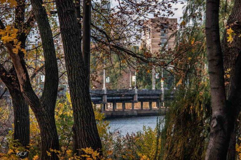 Осенние мосты