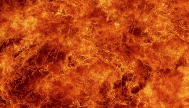 Начало «Вечного огня»