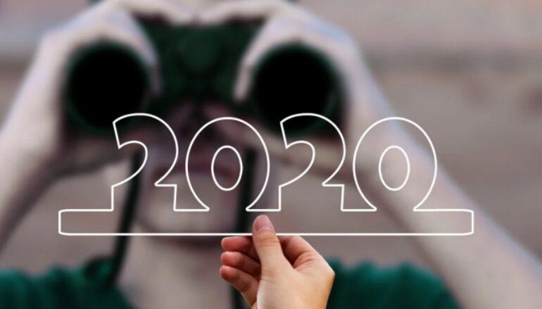 2020-й: месяц за месяцем