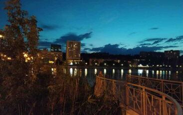 Тиха июльская ночь…