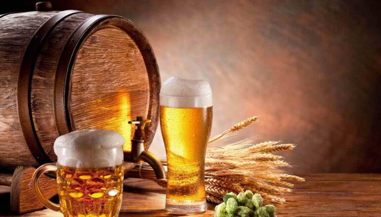 Донецкий пивоваренный: начало