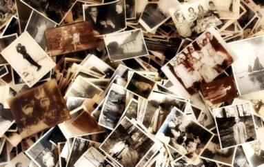 Фото из упавшего дома